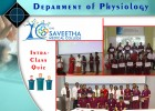 Intra-class Quiz - The Department of Physiology